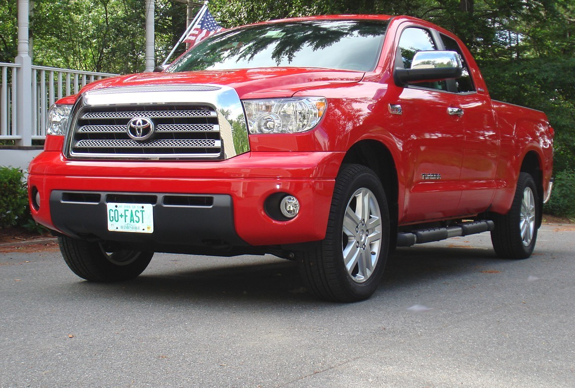 2007  Toyota Tundra Toyota Tundra 5.7 Limited Double Cab 4x4 picture, mods, upgrades