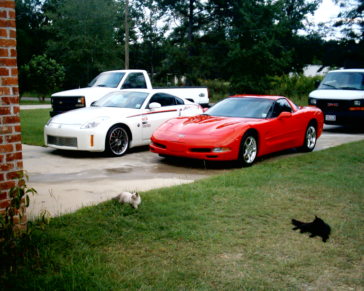 2003  Chevrolet Corvette C5 picture, mods, upgrades