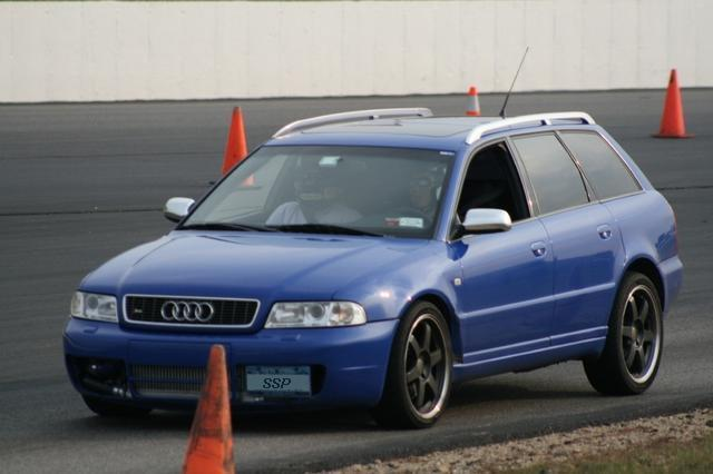 2001  Audi S4 SSP Tuned Avant picture, mods, upgrades