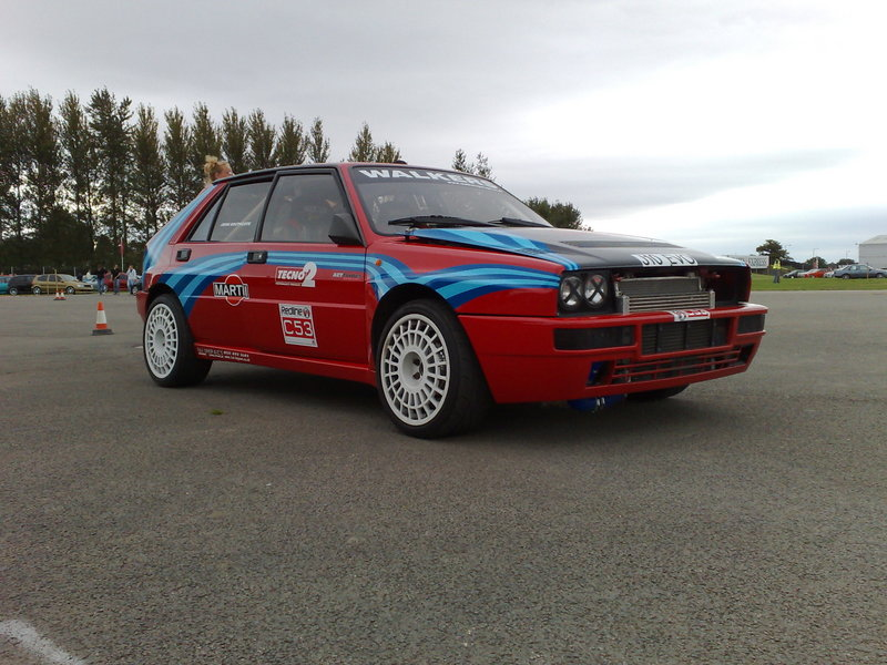 1992  Lancia Integrale Evo 1 picture, mods, upgrades