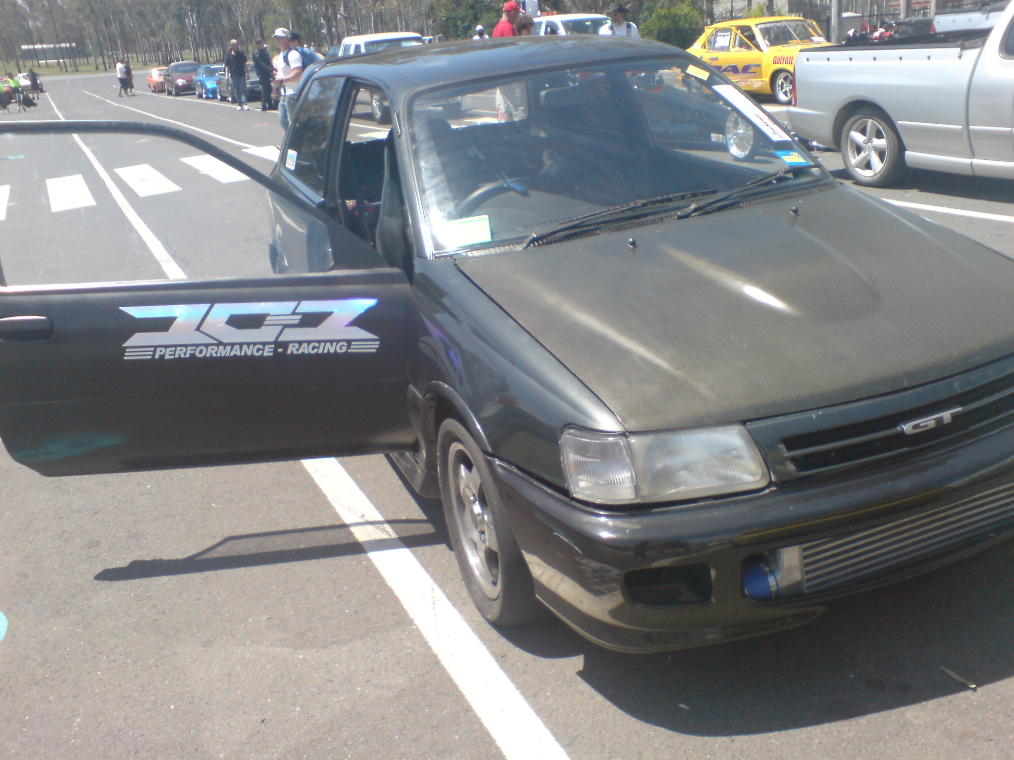 1990  Toyota Starlet EP82 picture, mods, upgrades
