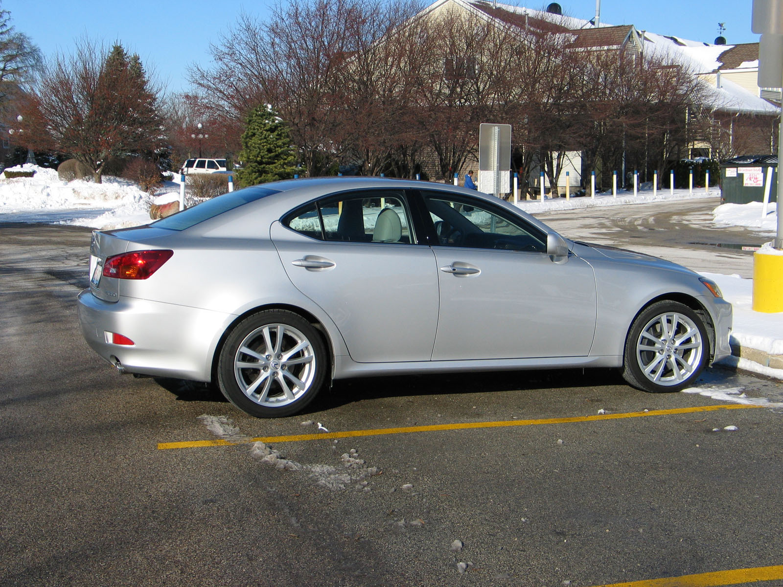 stock 2006 lexus is350 premium 1 4 mile trap speeds 0 60. Black Bedroom Furniture Sets. Home Design Ideas
