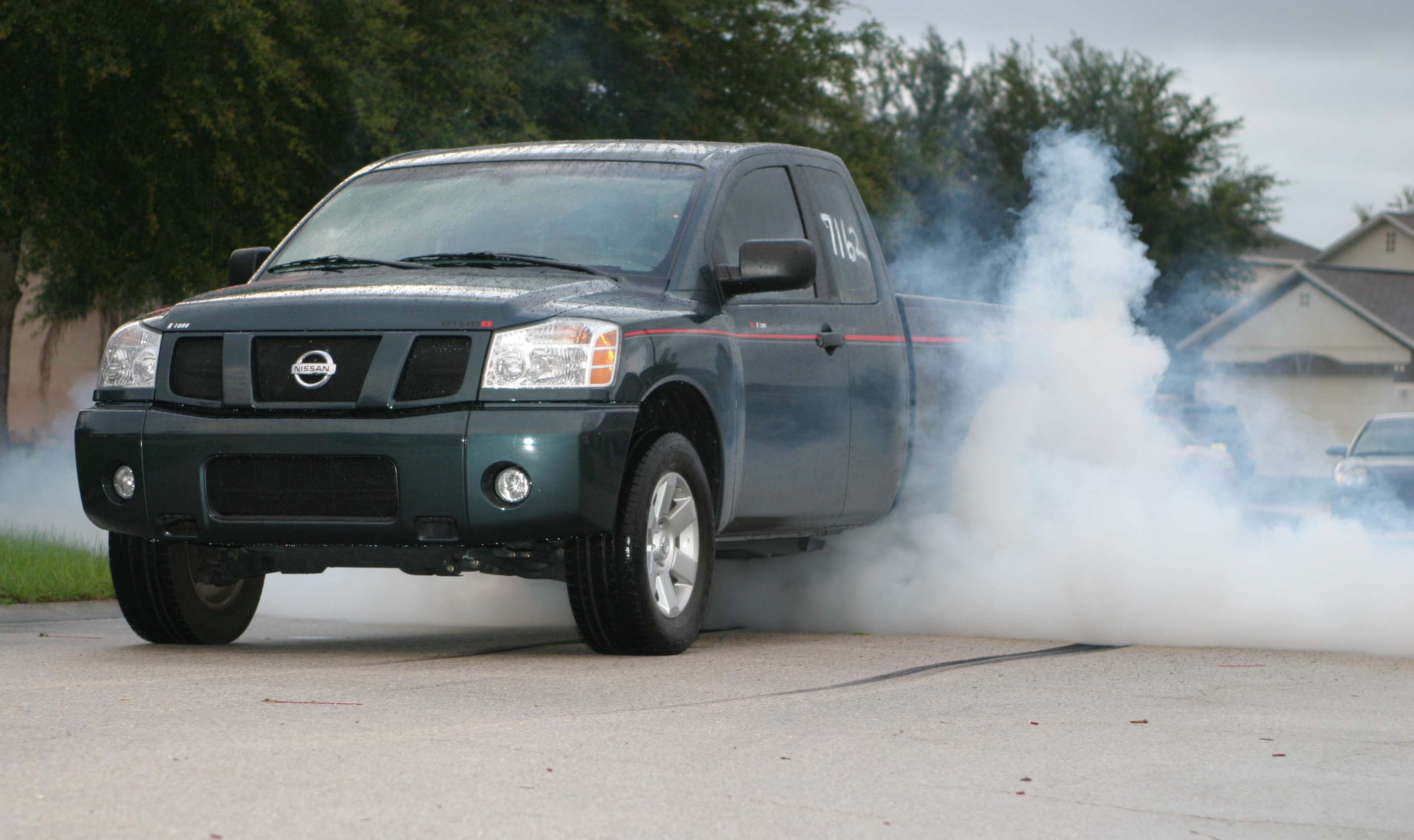 2005 Nissan Titan KC XE naturally aspirated