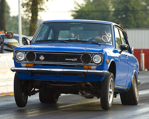 1971  Datsun 510 2 dr. picture, mods, upgrades