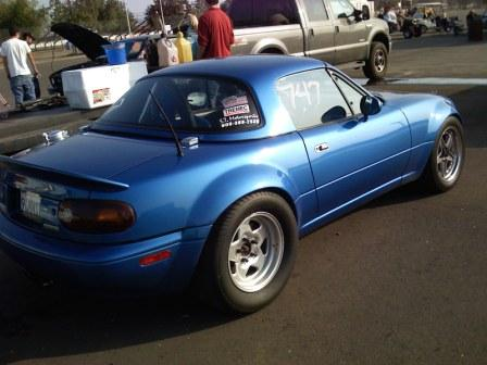 1994 Mazda Miata MX5 Monster Miata Pictures Mods Upgrades