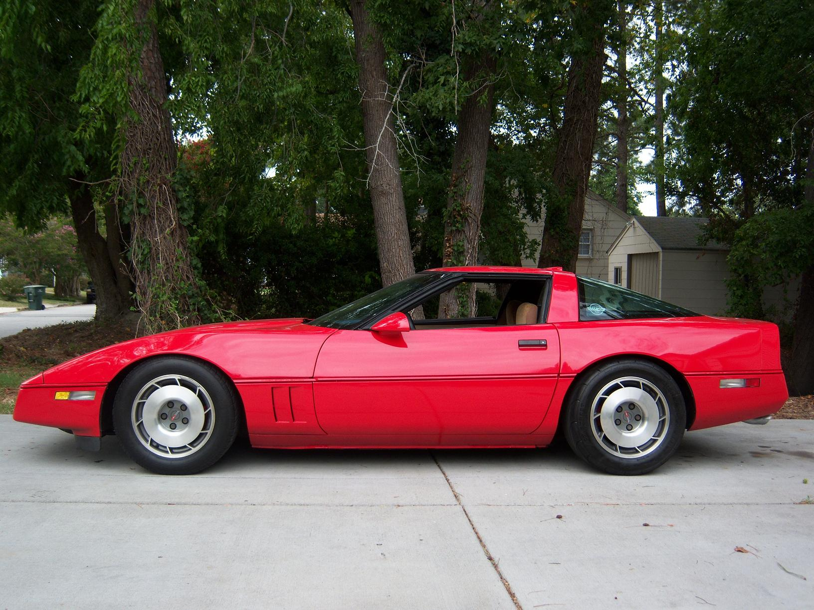 1987  Chevrolet Corvette Coupe picture, mods, upgrades