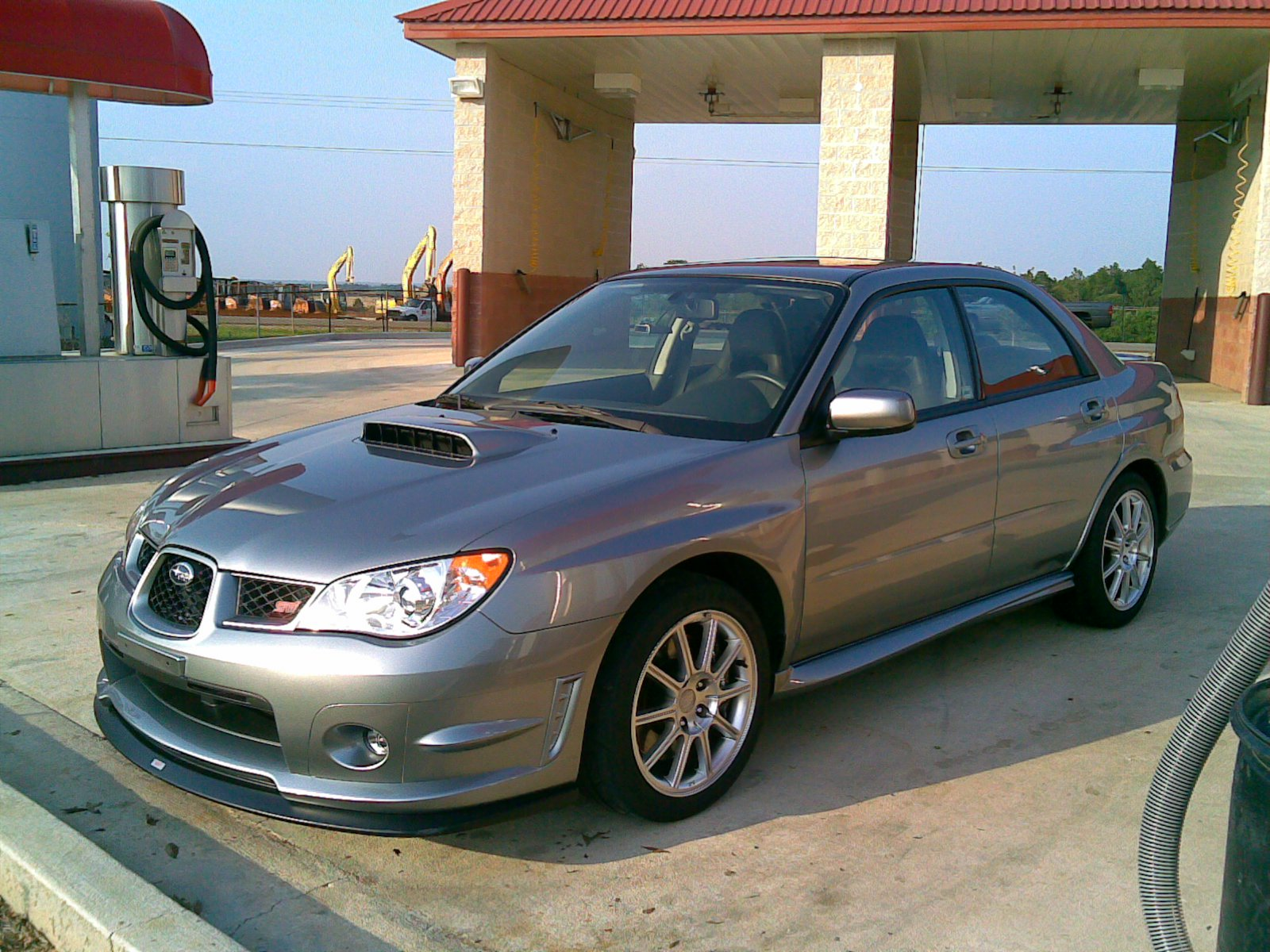 2007  Subaru Impreza STi Ltd. picture, mods, upgrades