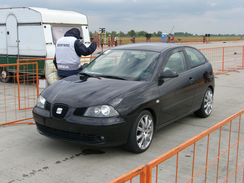 Seat Ibiza New Bumper and Bodykit