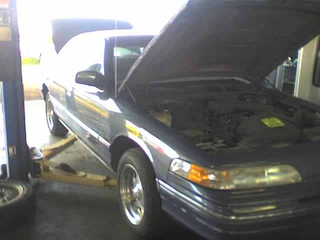 1992  Ford Crown Victoria LX picture, mods, upgrades