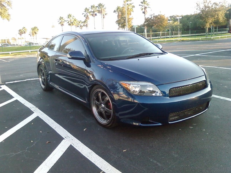 2005  Scion tC  picture, mods, upgrades