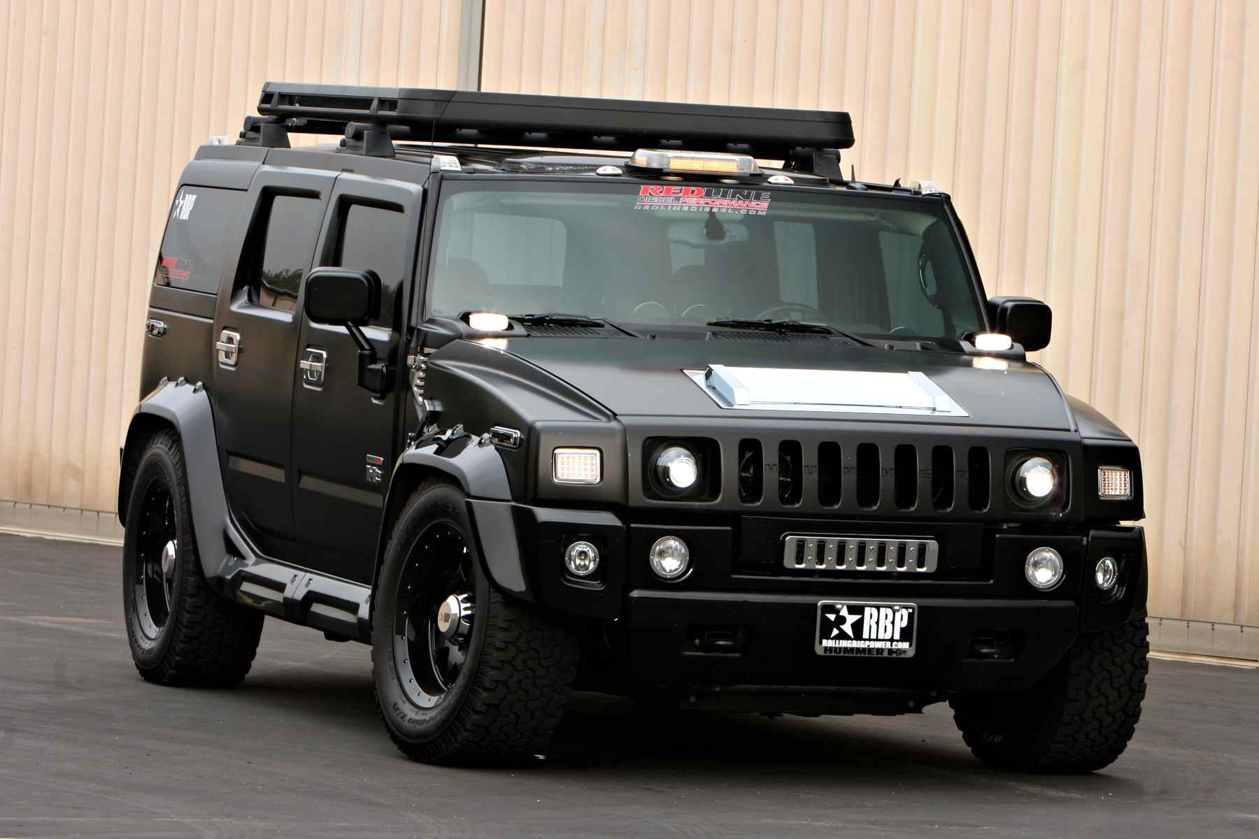 hummer h2, car wallpaper