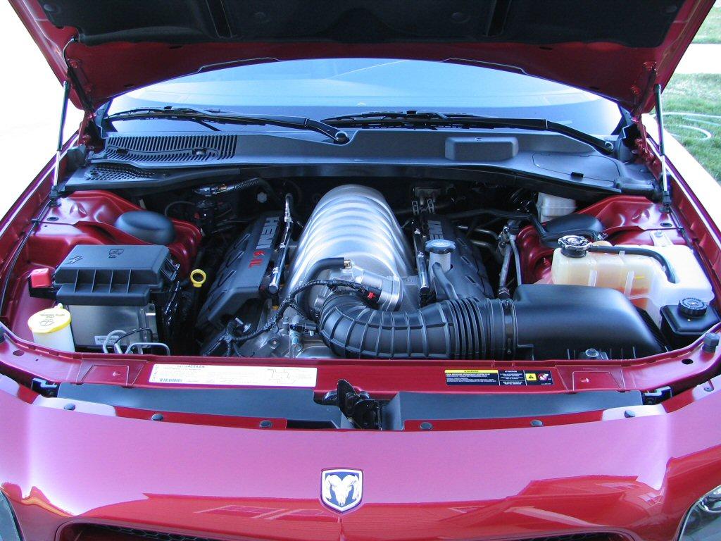 2006 Dodge Charger SRT8 1/4 mile Drag Racing timeslip specs 0-60 ...