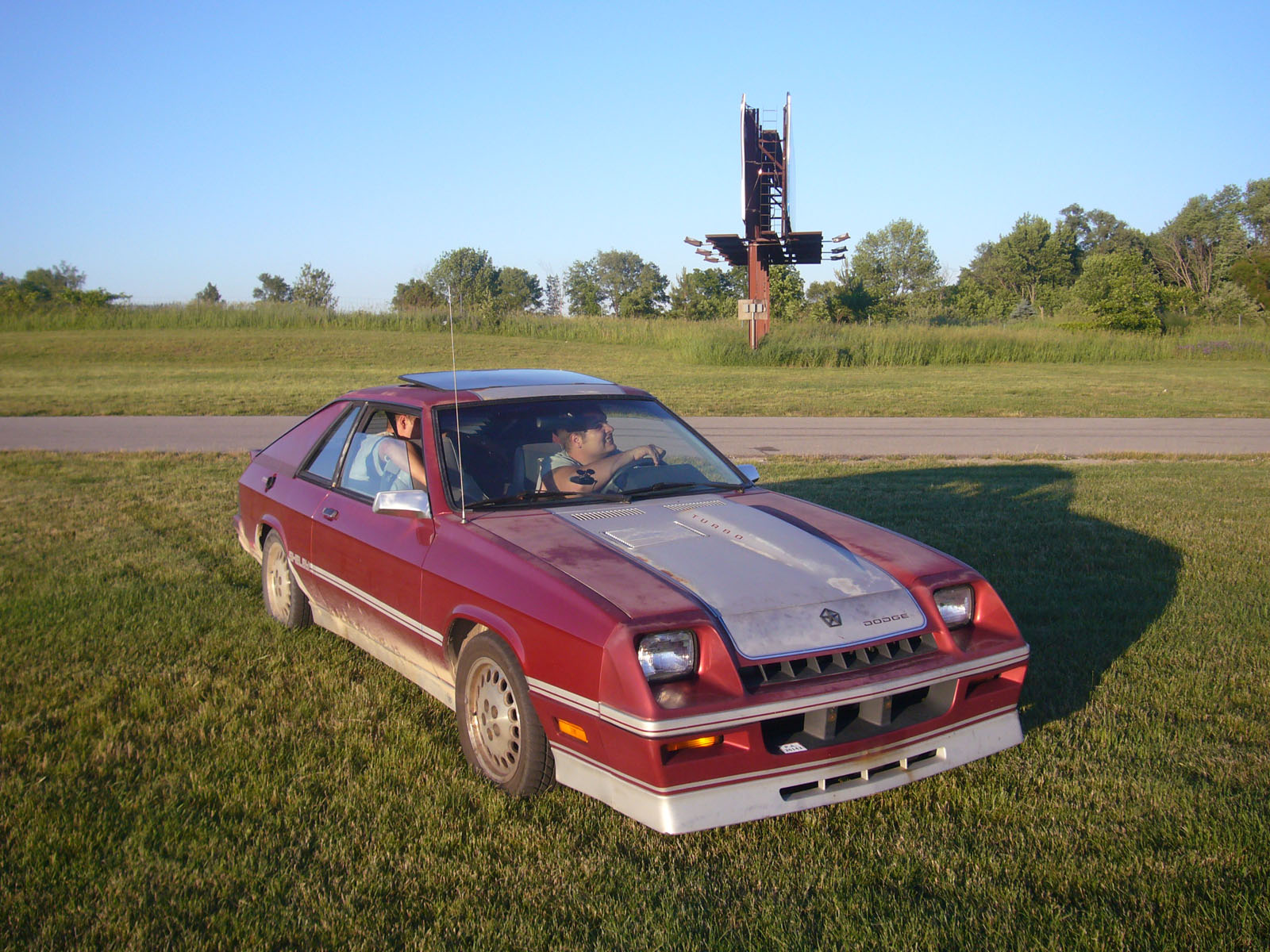 1985 Dodge Shelby Charger