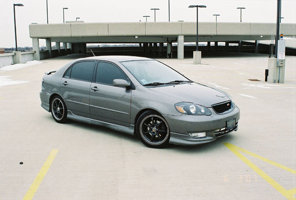 2003  Toyota Corolla S picture, mods, upgrades