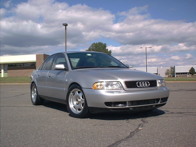 1999  Audi A4 1.8TQM picture, mods, upgrades