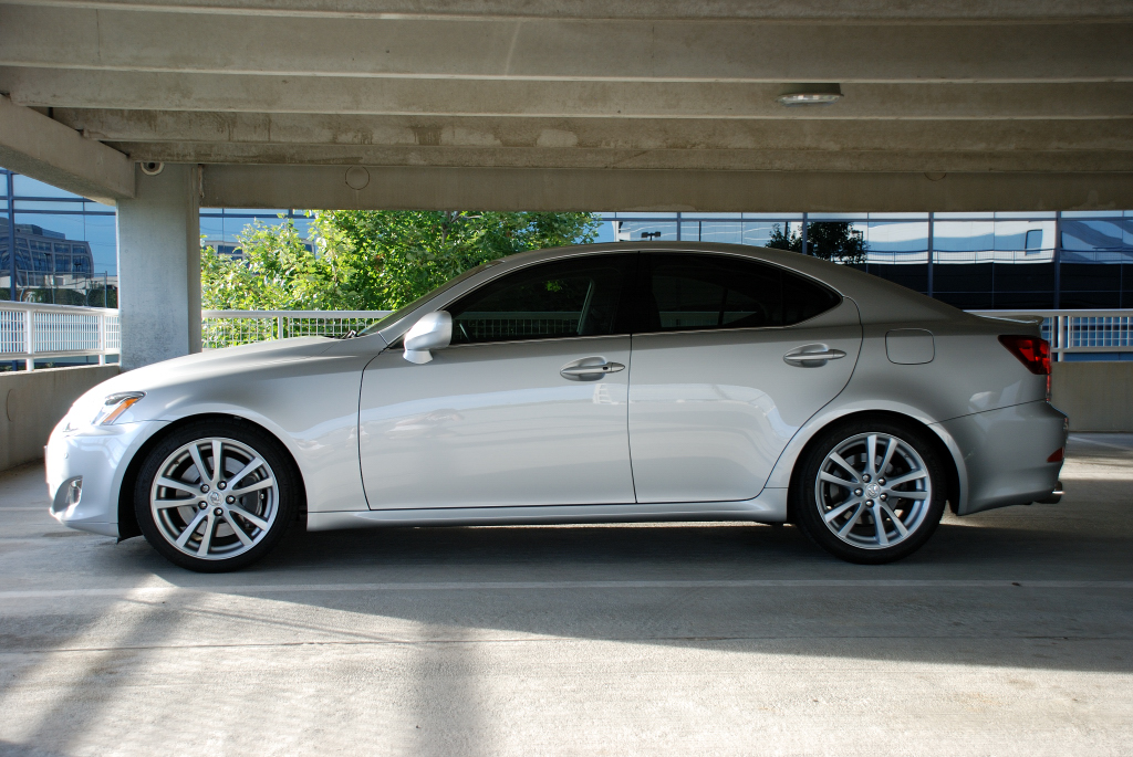 2006 lexus is350 sport package 1 4 mile trap speeds 0 60. Black Bedroom Furniture Sets. Home Design Ideas
