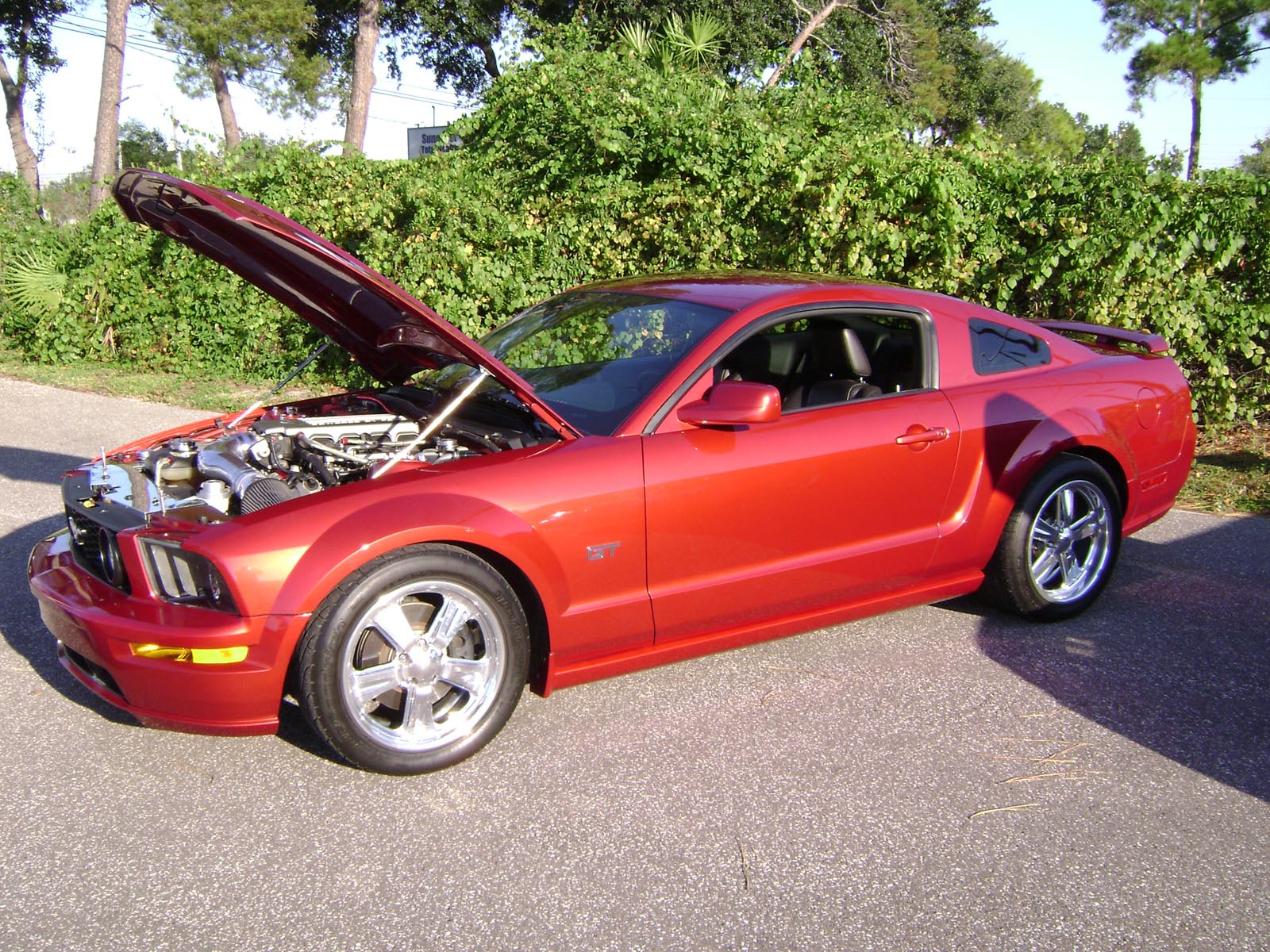 2005 ford mustang gt quarter mile. Black Bedroom Furniture Sets. Home Design Ideas