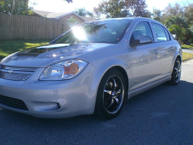 2006  Chevrolet Cobalt SS automatic sedan picture, mods, upgrades