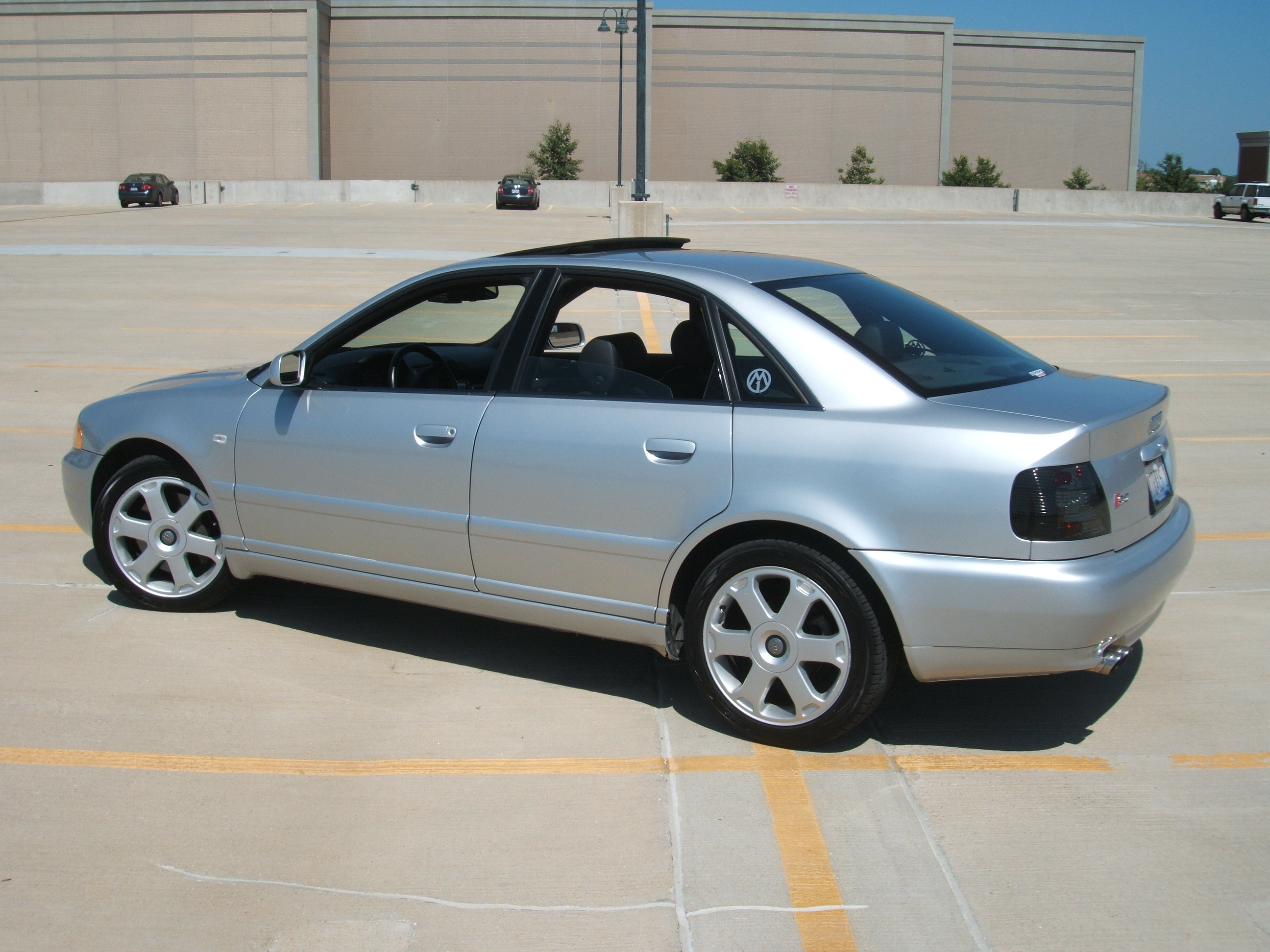 2001  Audi S4 2.7T 6M picture, mods, upgrades