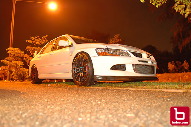 2005  Mitsubishi Lancer EVO  picture, mods, upgrades