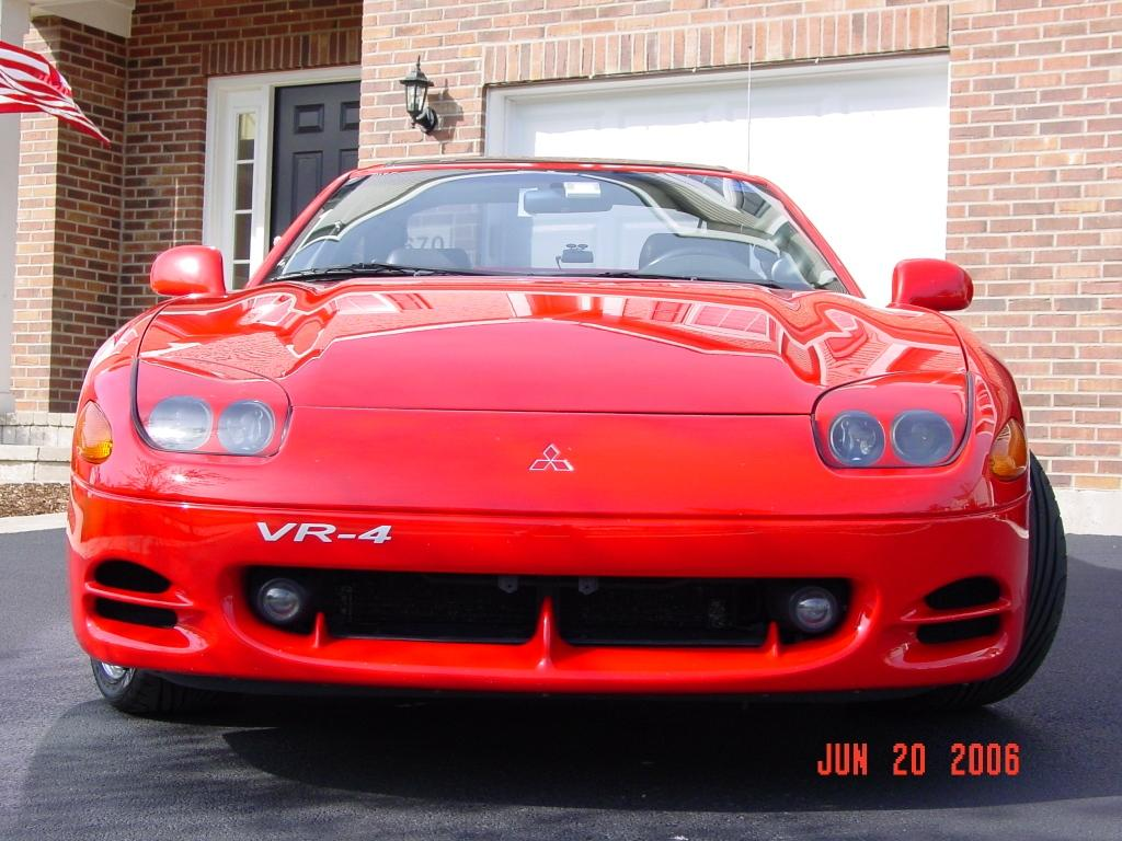 1995  Mitsubishi 3000GT VR4 picture, mods, upgrades