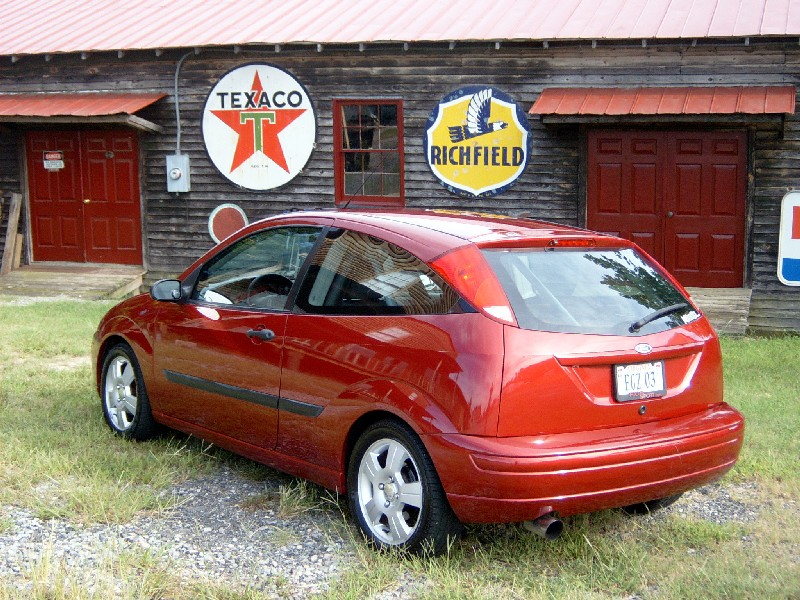 2003  Ford Focus ZX3 picture, mods, upgrades