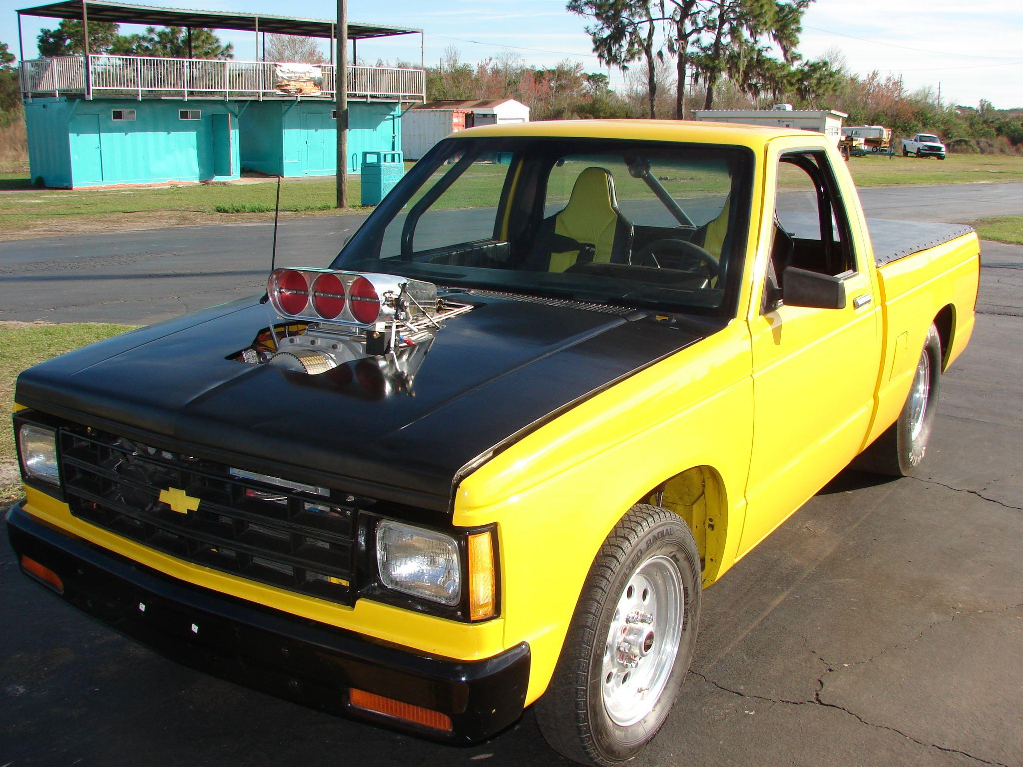 1986 chevrolet s10 pickup 1 4 mile trap speeds 0 60. Black Bedroom Furniture Sets. Home Design Ideas