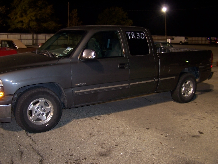 2002  Chevrolet CK1500 Truck Ex Cab LS picture, mods, upgrades