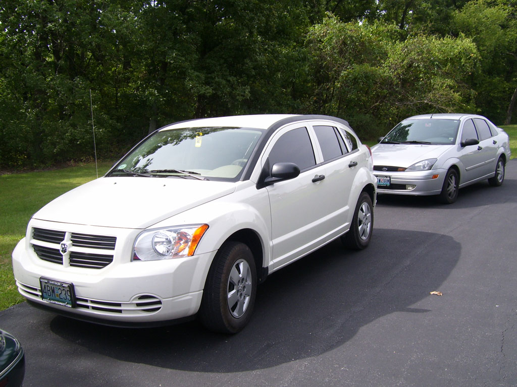 dodge caliber 2007 white. Black Bedroom Furniture Sets. Home Design Ideas