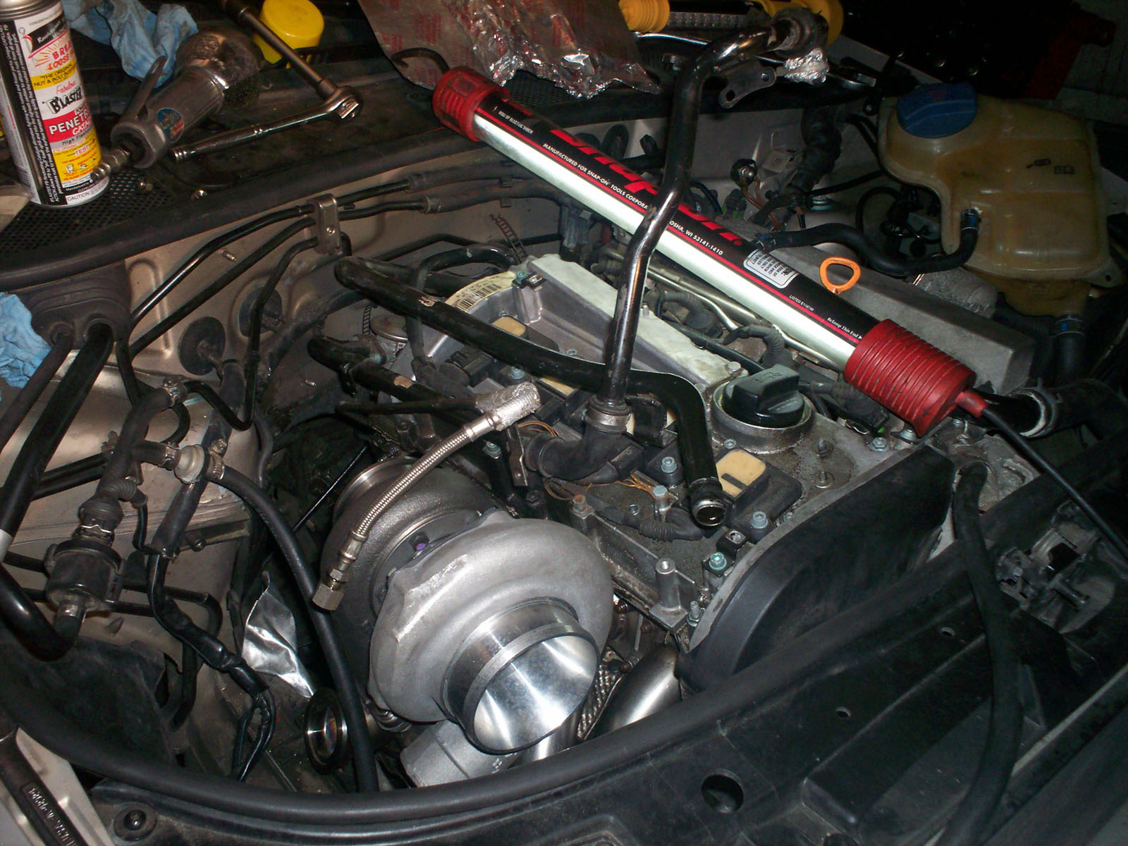 2000  Audi A4 1.8T TQM picture, mods, upgrades