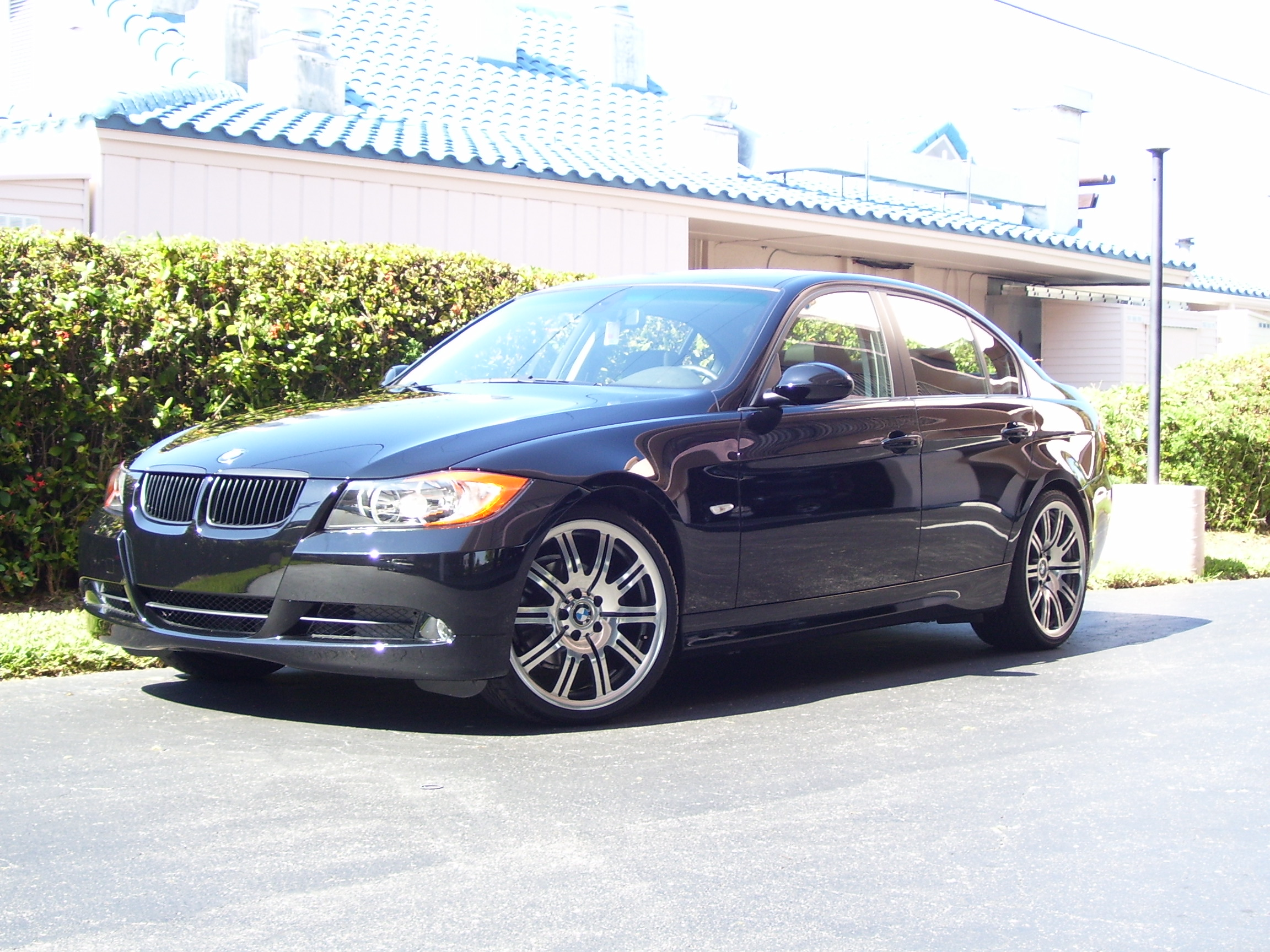 2007  BMW 328i  picture, mods, upgrades