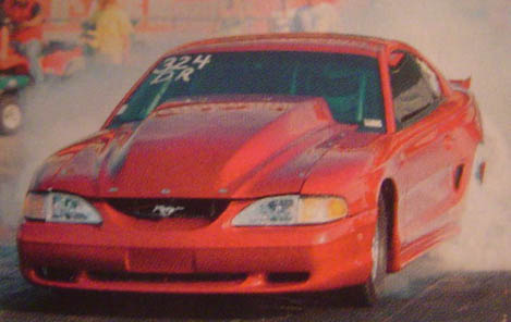 1995  Ford Mustang Cobra picture, mods, upgrades