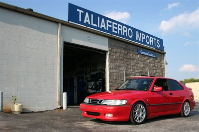 2001  Saab 9-3 Viggen picture, mods, upgrades