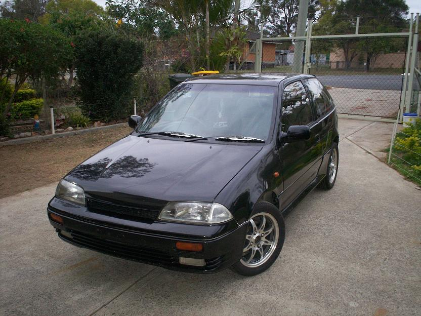 1994 Suzuki Swift GTi