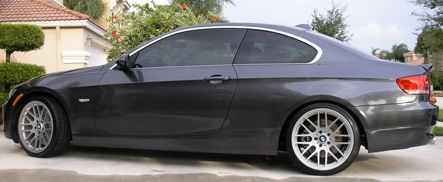 2007  BMW 335i PROcede v2 335i Coupe picture, mods, upgrades