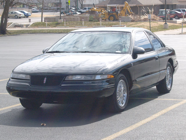 1994  Lincoln Mark VIII  picture, mods, upgrades