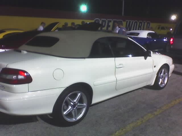 2001  Volvo C70 LT picture, mods, upgrades