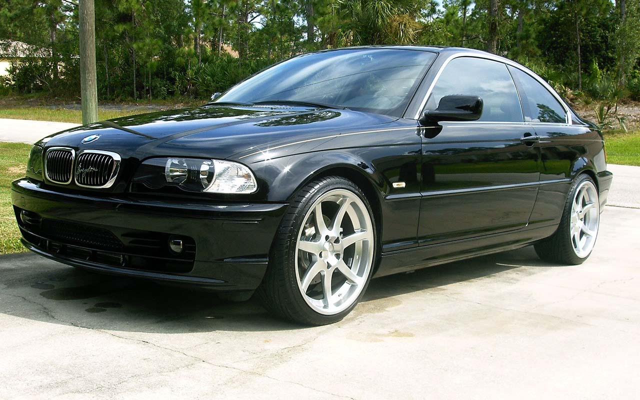 2002 BMW 325Ci AA Super Charger