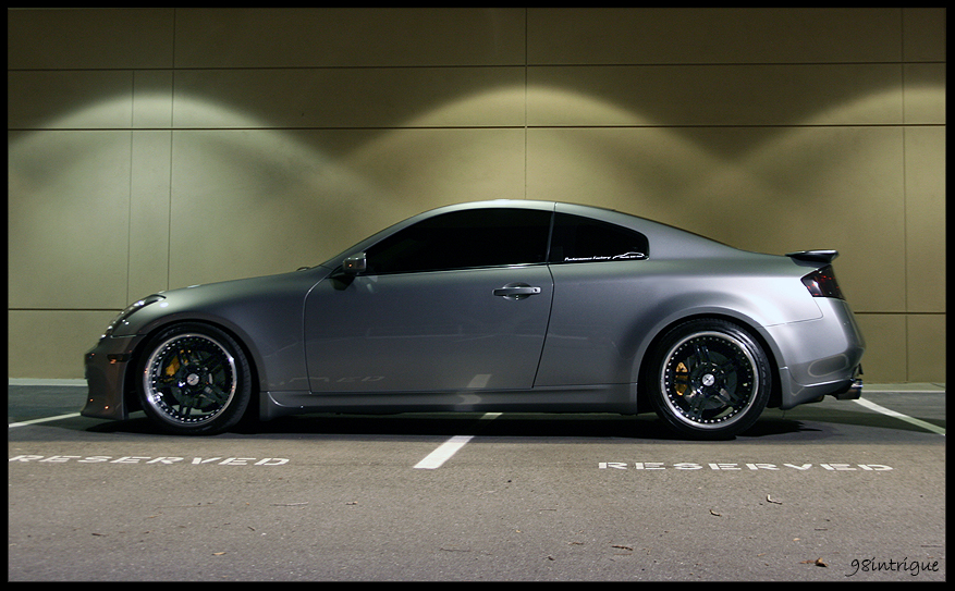 2004 Infiniti G35 coupe 6mt 1/4 mile Drag Racing timeslip ...