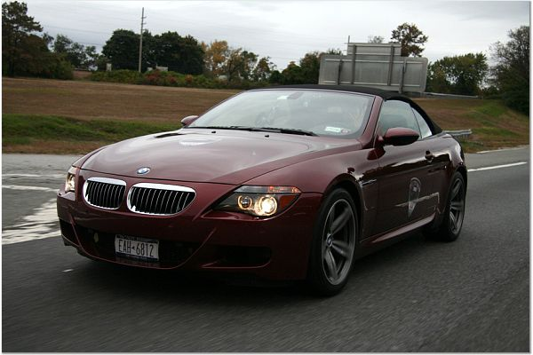 2007  BMW M6 Cab picture, mods, upgrades