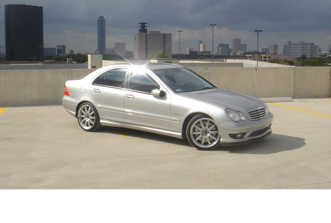 2002 mercedes benz c32 amg renntech 1 4 mile trap speeds 0 60. Black Bedroom Furniture Sets. Home Design Ideas