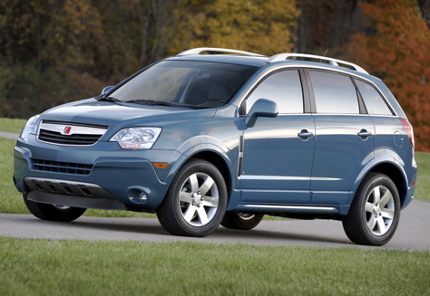 2008  Saturn Vue XE AWD picture, mods, upgrades