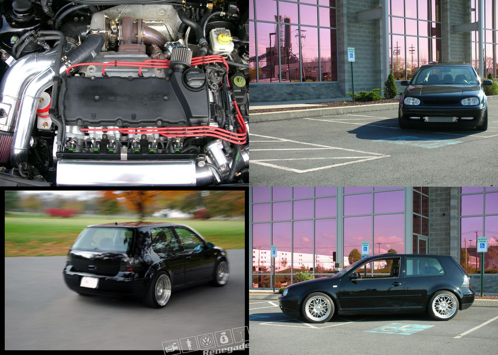 2000  Volkswagen GTI VRT picture, mods, upgrades