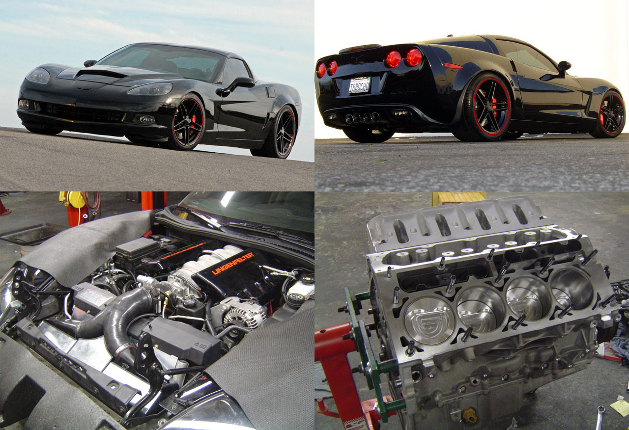 2005  Chevrolet Corvette Z06 APS Twin Turbo picture, mods, upgrades
