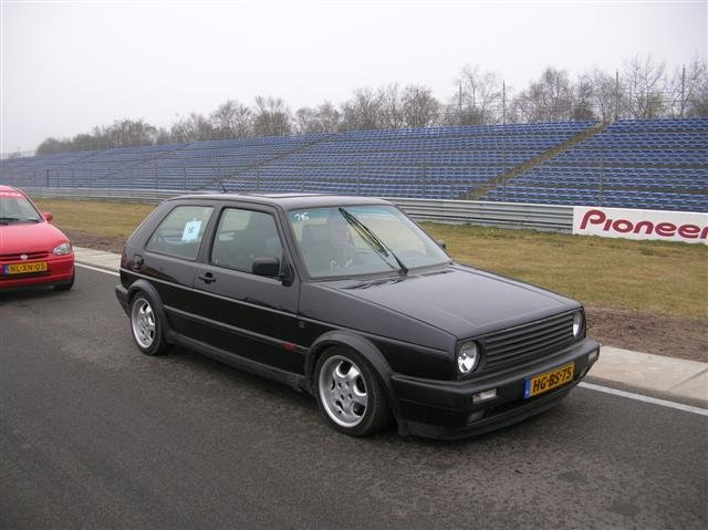 1990  Volkswagen Golf GTI G60 picture, mods, upgrades