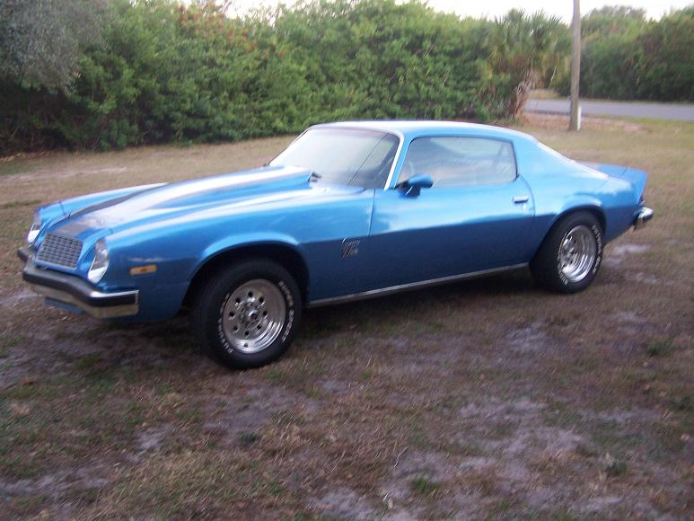 1974  Chevrolet Camaro ss picture, mods, upgrades
