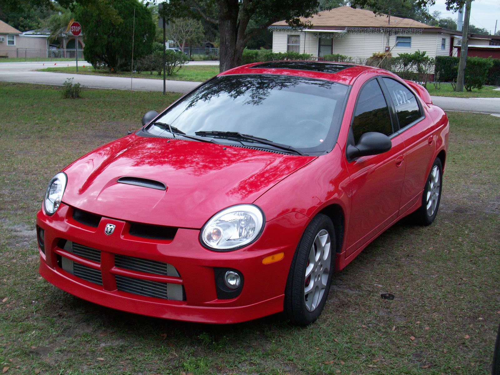 neon srt4 acr 2005 dodge srt 4 black salvage parts car. Black Bedroom Furniture Sets. Home Design Ideas