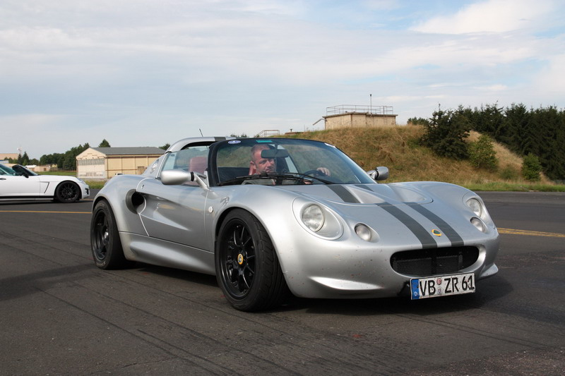 1998  Lotus Elise 111 MK 1 picture, mods, upgrades