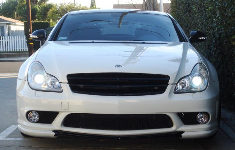 2007  Mercedes-Benz CLS63 AMG VR530 picture, mods, upgrades