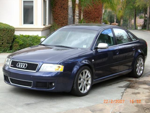 2003  Audi RS-6 APR picture, mods, upgrades